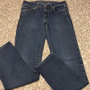American Eagle Outfitters Skinny Super Stretch 6